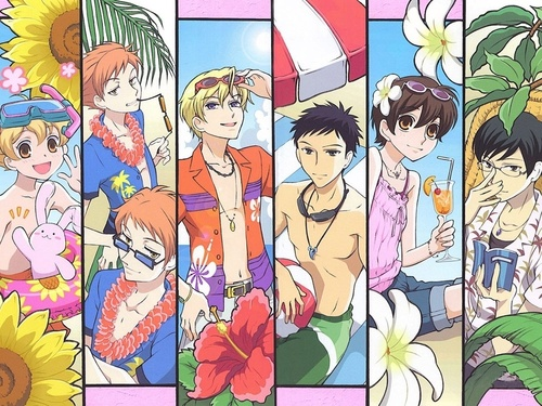 Ouran high school clud hote