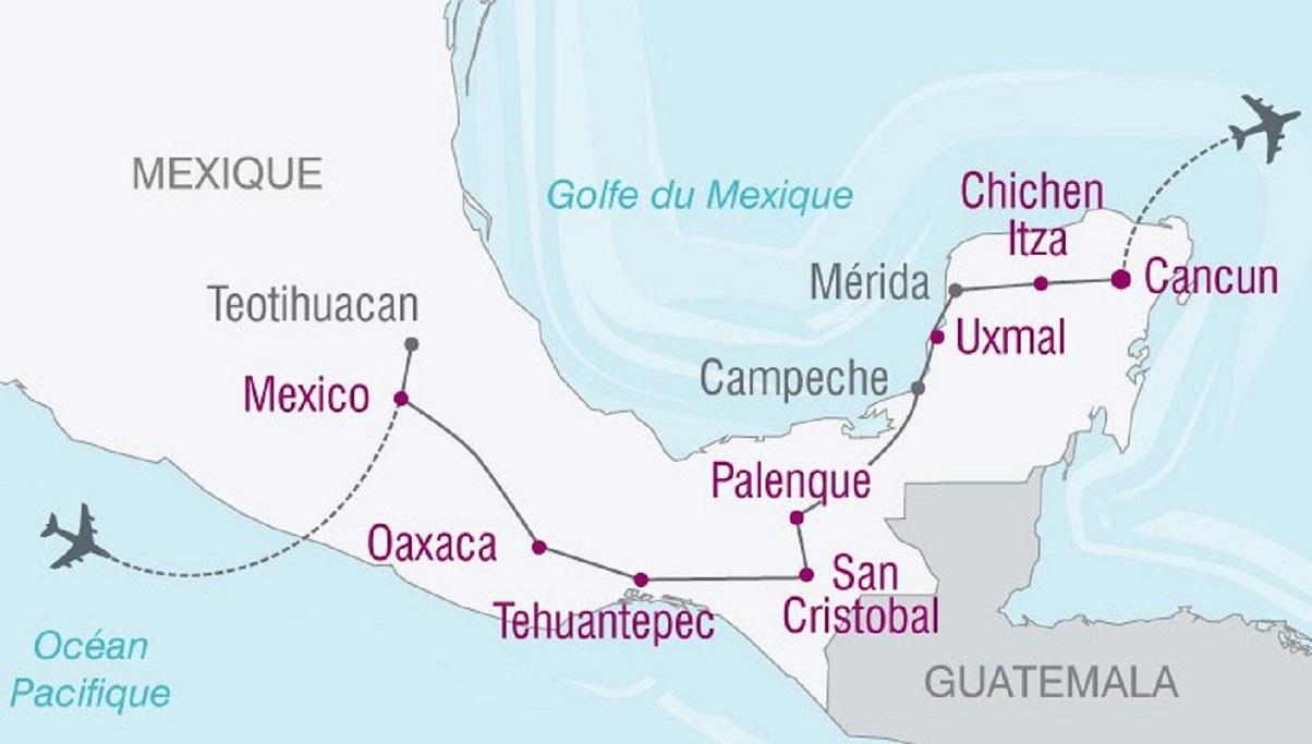 MEXIQUE - 8