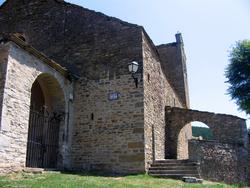 Chemin d'Arles 2008 -  Jaca (32km)