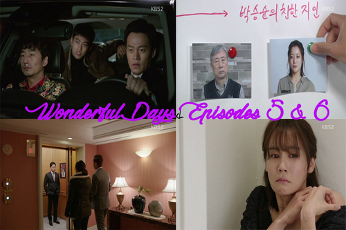 Wonderful Days Episodes 5 et 6