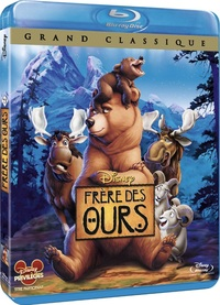 [Blu-ray] Frère des ours