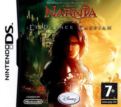 Le Monde de Narnia : Chapitre 2 : Le Prince Caspian (EU)(M6)