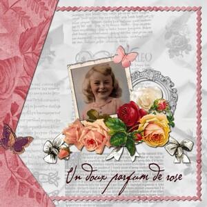 **Mon Amie la Rose**