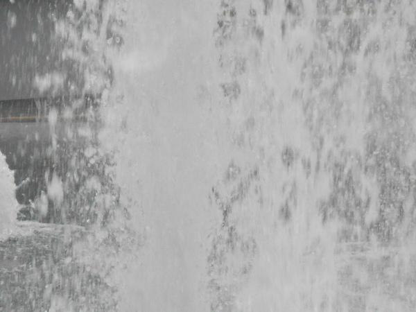 de l'eau en vrac