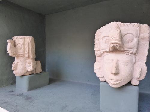 Honduras, 15ème jour, Copan Ruinas, Musée (2)