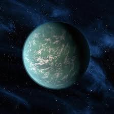 Kepler ( photo imaginaire)