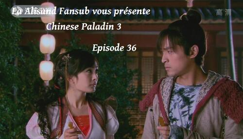 Chinese Paladin Episode 36