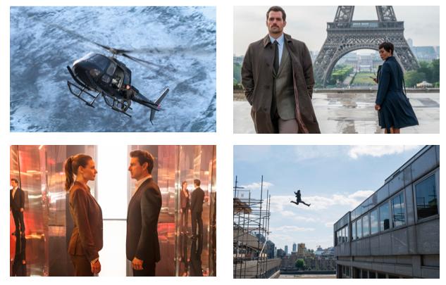 MISSION : IMPOSSIBLE - FALLOUT avec Tom Cruise - Découvrez la première bande-annonce - Au cinéma le 1er Aout 2018