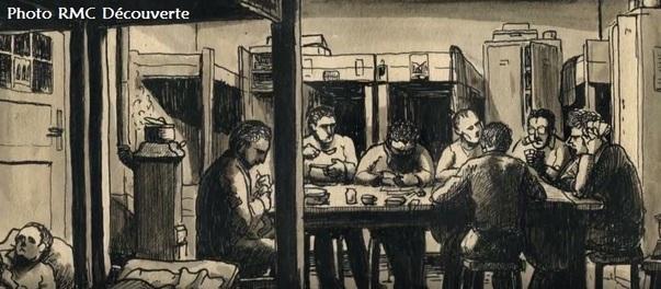 Le STO chez les nazis... Jean Rodon en parle
