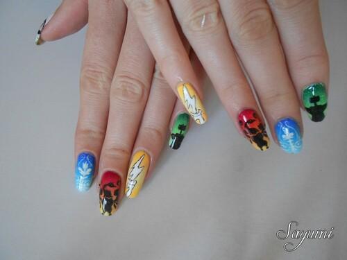 Nail Art Aventures