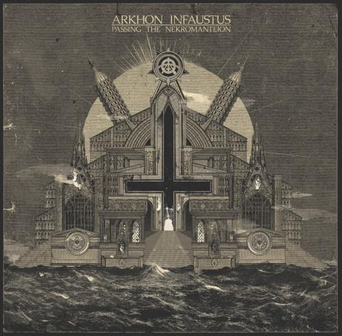 ARKHON INFAUSTUS - Un nouvel extrait du nouvel EP dévoilé