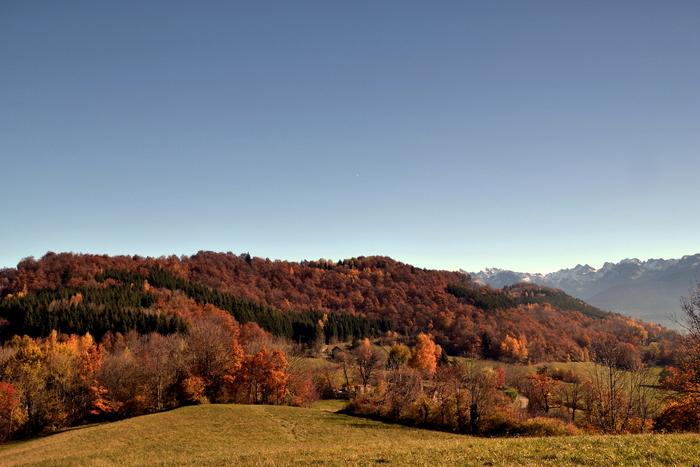 2015.10.31 Colline de Romage (Isère)