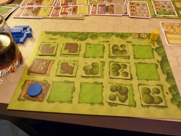 01 - Agricola (mon plateau, config 1)
