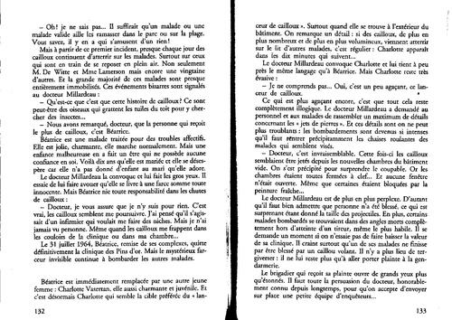 Ils ont vu l'au-delà Pierre  -Bellemare Page 130 CAILLOUX VOLANTS