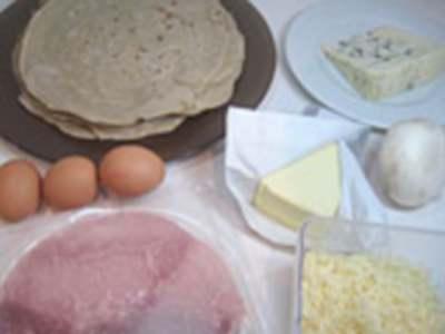 Recette de cuisine : Galettes bretonnes