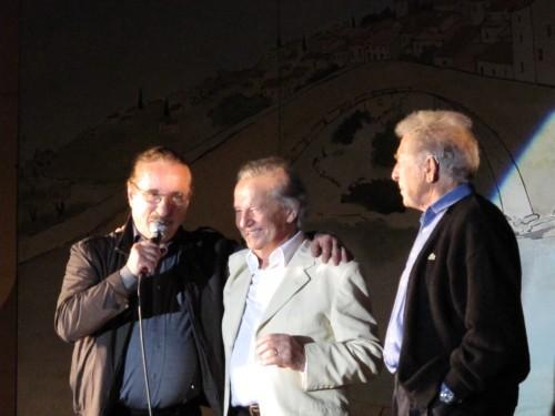 Nyons. Les trois anciens