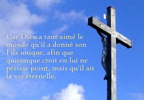 PAROLES DE JESUS