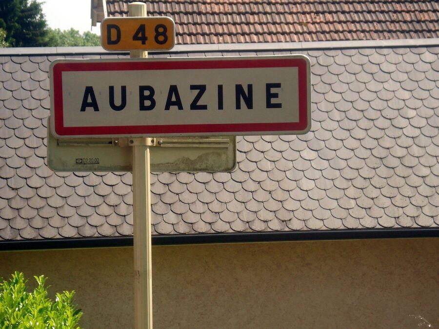 VISITE  D'AUBAZINE  ET  DU CANAL DES MOINES