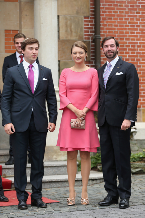 Les invités au mariage de Claire et Felix