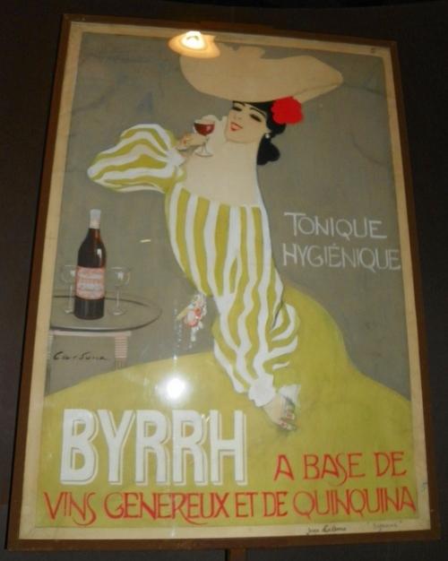 Les caves de Byrrh