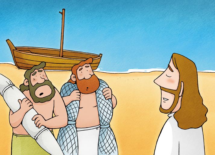 1권1테마 6. 먼저 부르시는 예수님 (ppt설교)
