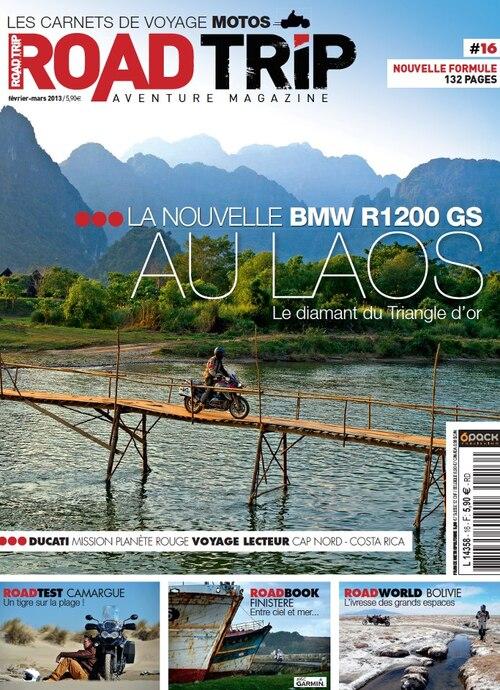 Road Trip magazine (février/mars 2013)