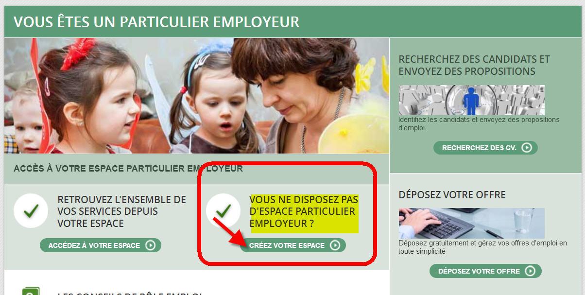 Attestation Employeur Destinee A Pole Emploi Services à La