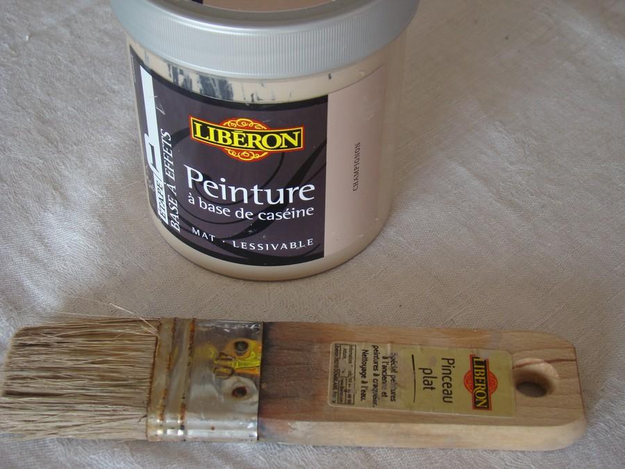 Cire teint e liberon blanc colombe id e for Peinture couleur argent pour bois