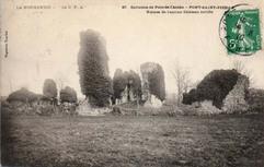 LES REMPARTS DE PONT-SAINT-PIERRE (Eure)