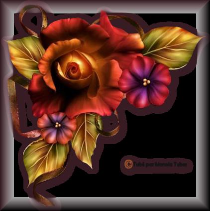 Tube fleurs 294