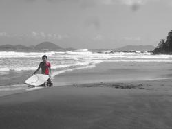 Et après, la plage!