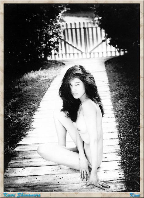 Model Collection : ( [KUNI Scan] - |vol.9| Kaori Shimamura/嶋村かおり )