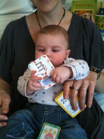52 activités avec bébé - Lynn Gordon (2)