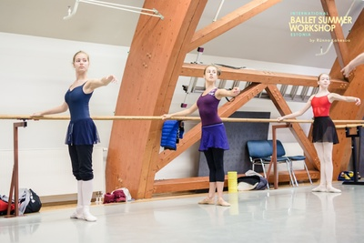 dance ballet workshop estonia ballet class