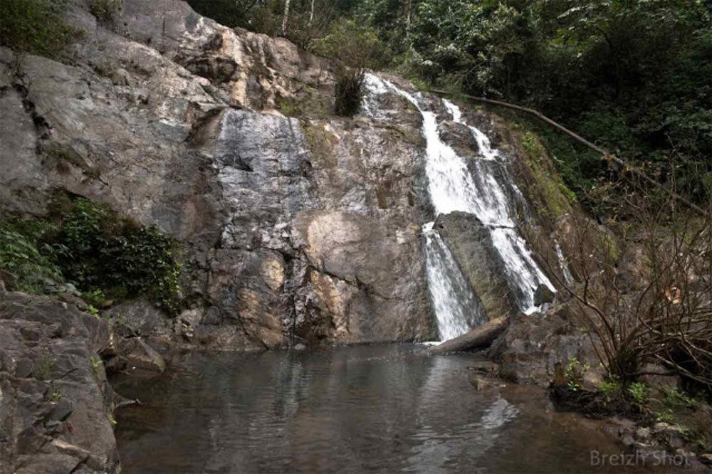 Nam Dee : Le bassin de la cascade