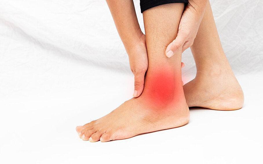 Что делать когда сводит ногу при диабете