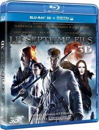 [Blu-ray 3D] Le Septième Fis