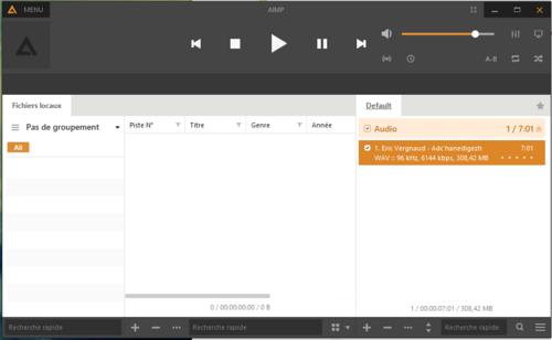 Convertir et/ou compresser les fichiers Audio