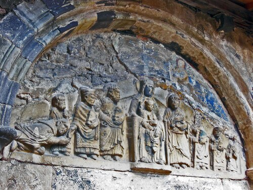 Abbatiale Saint-Pierre de MOZAC
