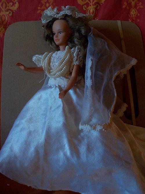DOMANDALAS  mes poupées d'enfance Snouky et Tressy de Bella