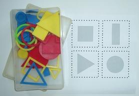 Ateliers tri de formes