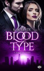 Blood type - K.A. Linde