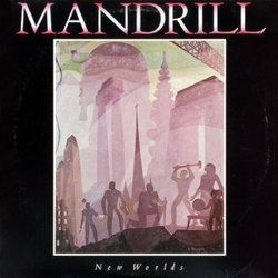 Mandrill - New Worlds - Complete LP
