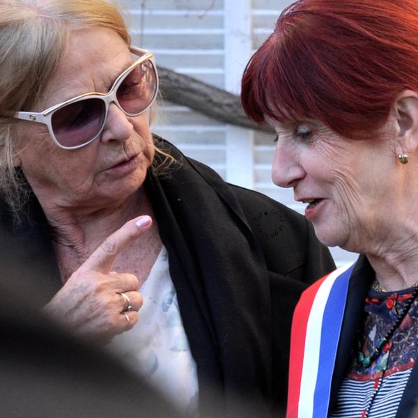 Toni Grand Amelie Maire de Mouries Alpilles