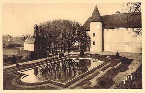 Verosvres : Château de Corcheval