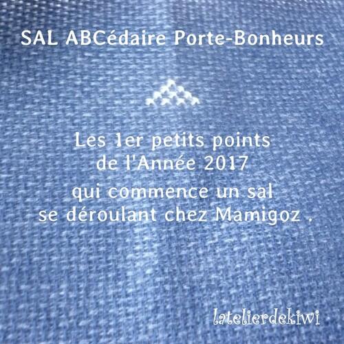 SAL ABCédaire Porte-bonheurs