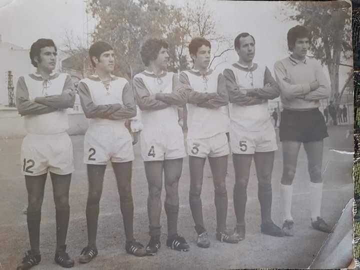 MEKIDECHE SAOU MCA 1971-1972