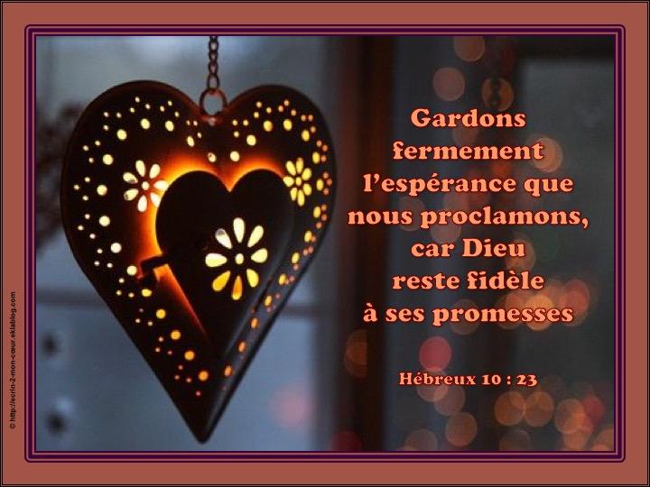 Ronde Versets du coeur 45