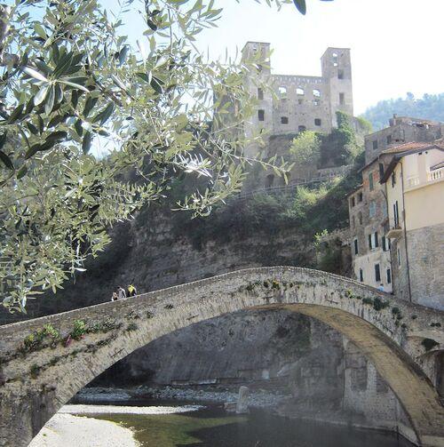 Dolceacqua et Monet