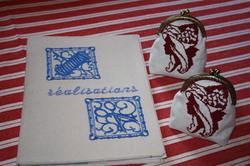 les élégantes et les blocs de couture de chez Elkalin